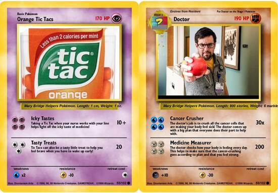 Ian's Pokemon Cards (foe including the body of the story)