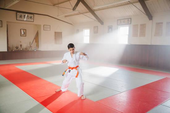 James Karate